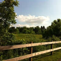 Photo taken at Patriot's Path by Lauren P. on 6/8/2013
