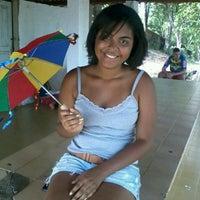 Photo taken at Fazendinha by Deborah M. on 2/10/2013