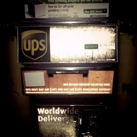 Photo taken at UPS (HUB Charlotte Douglas Airport) by Brian T. on 10/9/2012