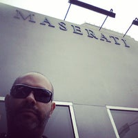 Photo taken at Maserati of San Diego by Fernando C. on 8/18/2013