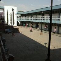 Photo taken at Facultad de Derecho by Jona T. on 1/28/2013