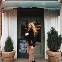 Снимок сделан в Frank Coffee пользователем Anastasi_k 1/14/2018