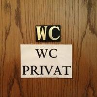 Photo taken at Michels Stern Hotel Markbreit by Wowan M. on 1/28/2013
