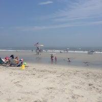 Photo taken at 40th Street Beach by Margarita K. on 7/21/2013