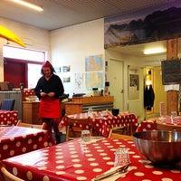 Photo taken at Restaurant Galdur -Hólmavík by Tamara F. on 10/5/2013