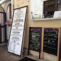 Photo taken at Alamo BBQ by Matt P. on 8/13/2013