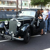 Photo taken at Classic Days Berlin by Konstantin S. on 6/8/2013