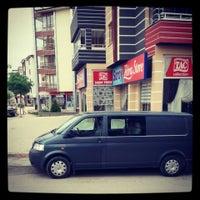 Photo taken at Saray Perde by Mustafa G. on 5/6/2014