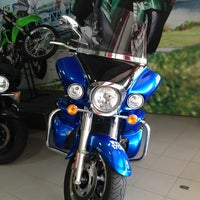 Photo taken at Cycle Point Motosport Sdn Bhd Nilai by Azwin A. on 5/31/2013