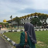 Photo taken at Istana Abu Bakar by I A. on 7/6/2016