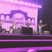 Photo taken at lowell summer music series! by Sean M. on 7/15/2016