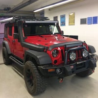 ... Photo Taken At Jeep Garage A.Ş By K@@N K. On ...