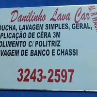 Photo taken at Danilinho Lava Car by Mario Lucio V. on 11/9/2013