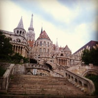 Foto tirada no(a) Castelo de Buda por Esztus/Remy em 5/7/2013