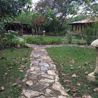 Photo taken at Pousada Aruana by Giselle G. on 10/4/2016