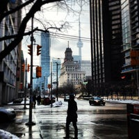 Photo taken at City of Toronto by Tristan P. on 2/24/2013