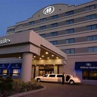 Photo taken at Hilton Winnipeg Airport Suites by Tristan P. on 1/29/2013