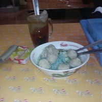 Photo taken at Bakso Pak Edy by Coco D. on 7/21/2013