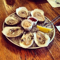 ... Photo Taken At Thames Street Oyster House By Ashley H. On 6/4/ ...
