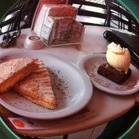 Photo taken at Fran's Café by Veronica V. on 2/3/2013