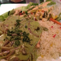 Photo taken at El Rio Grande Mexican Grill by Mallika S. on 2/9/2013
