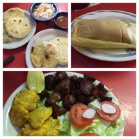 Photo taken at Pupuseria y Cafeteria Centroamericano by Georgina M. on 8/7/2016