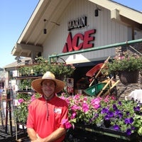 Photo taken at Marin Ace Hardware by Stan S. on 12/3/2014