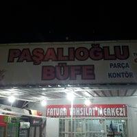Photo taken at Pasalıoğlu Bufe by Yavuz Ç. on 7/3/2013