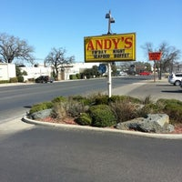 Photo taken at Andys Steak and Seafood Grille by John G. on 3/3/2013