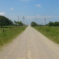 Photo taken at Camino de acceso a la Plataforma Sapropelico by Juan M. on 7/30/2013
