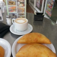 Photo taken at Panadería Los Venezolanos by Jonathan L. on 3/10/2013