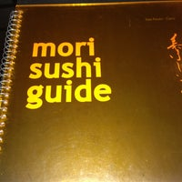 Photo taken at Mori Sushi by Maged H. on 11/20/2013