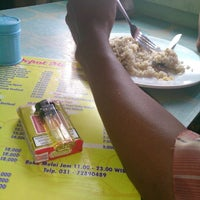 Photo taken at Depot Mie Surabaya (Chinese Food) by The Rolax A. on 6/22/2013