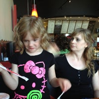 Photo taken at RedBrick Pizza by Rich N. on 4/28/2013