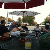 Photo taken at Outman Cigars & Martini Bar by Ken F. on 10/25/2012