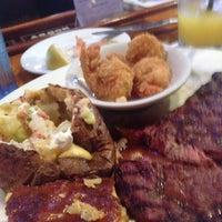 Photo taken at Bovine's Wood Fired Restaurant by Ken F. on 9/10/2014