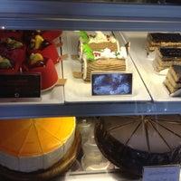 Photo taken at brown sugar cafe by tata1998 on 4/27/2013
