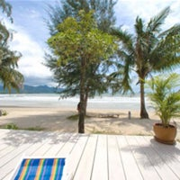 Photo taken at Coconut Beach Resort Koh Chang by Elena E. on 7/18/2013