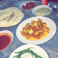 Photo taken at Tabreez Restaurant by Thamer A. on 4/18/2018