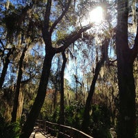 Photo taken at Spanish Pond at the Timucuan Preserve by Anthony P. on 1/20/2014