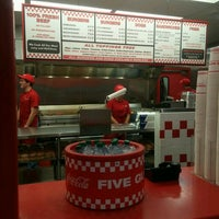 Photo taken at Five Guys by Michael K. on 11/20/2016