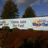 Photo taken at Weatherfest @ WDBJ7 by Duby P. on 10/20/2012