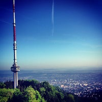 Photo taken at Uetliberg by Valérie V. on 6/6/2013