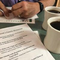 Photo taken at John & Sarah's Restaurant by Jill J. on 7/27/2018
