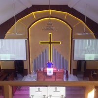 Photo taken at GPIB Martin Luther by Chris E. on 5/14/2014