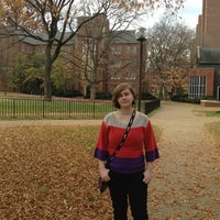 Photo taken at Vanderbilt University Office of Undergraduate Admissions by Donna L. on 11/20/2012