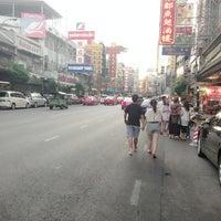 Photo taken at Yaowarat Market by Lookso J. on 7/14/2013