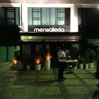 Photo taken at Mensateria by Nuno M. on 3/27/2013