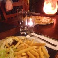 Photo taken at Pita Farao Pizza by Matty D. on 1/25/2015