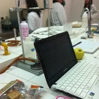 Photo taken at Laboratorio de Microbiologia Clinica by Adrián C. on 2/19/2013